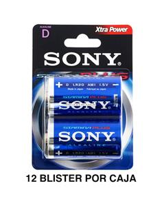 SONY LR-20 D AM1 ALKALINA