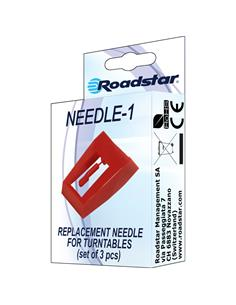 ROADSTAR NEEDLE-1 SET...