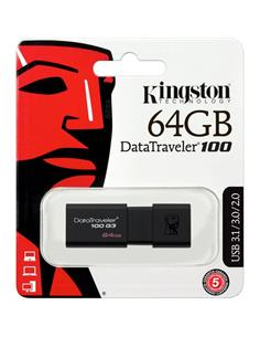 MEM. USB 64GB 3.0 KINGSTON...