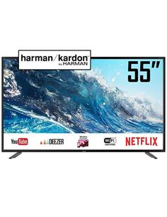 "TV 55"" SHARP 55BJ2E UHD 4K..."