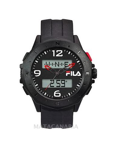 FILA 38-150-005  RELOJ BLACK