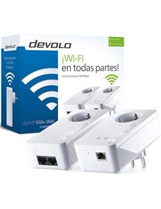 DEVOLO 09841  DLAN 550 WIFI REPETIDOR