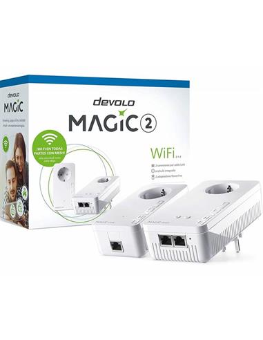 DEVOLO 8389 PLC MAGIC 2 WIFI MESH:2400MBP/S LAN:1200MBP/S 2-1-2