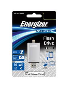 ENERGIZER FOTLIU016R USB 16GB LIGHTNING 2.0
