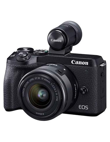 CANON EOS M6 MKII + EF-M 15-45 MM...