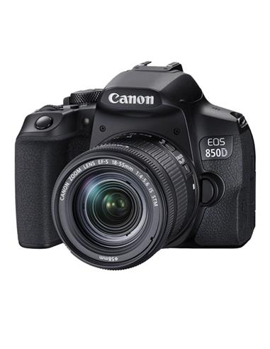 CANON EOS 850D + EF-S 18-55 MM 4-5.6...