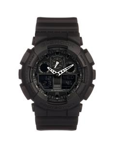 CASIO GA-100 1A1ER G-SHOCK RESIN STRAP