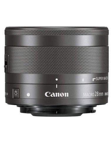 CANON EF-M 28MM F/3.5 MACRO IS STM...