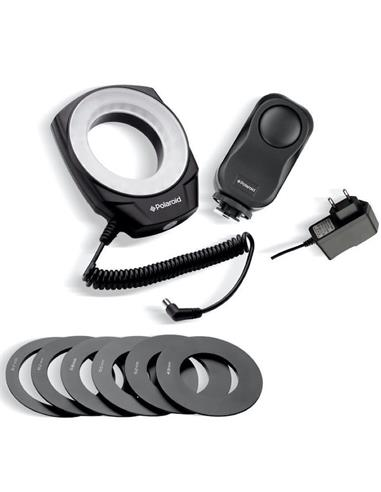 POLAROID  MACRO LED RING LIGHT...