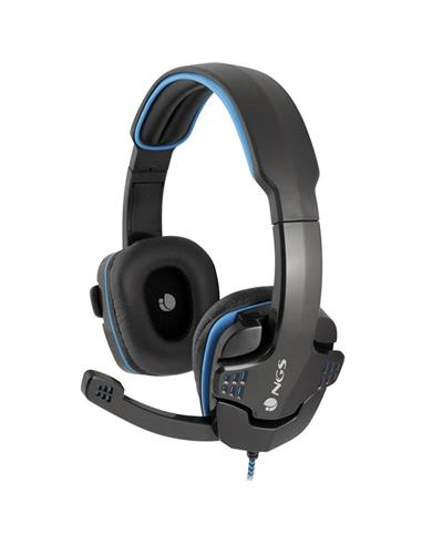 AURICULAR NGS GHX-505 GAMING 32OHM