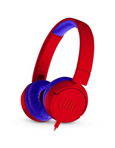 JBL JR300 AURICULAR INFANTIL SPIDER RED