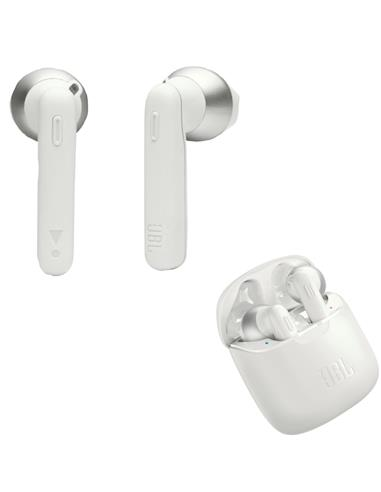 JBL T220 BLUETOOTH AURICULAR WHITE