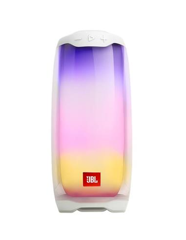 JBL PULSE 4 ALTAVOZ BLUETOOTH LED WHITE