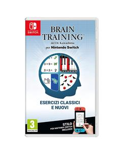 NINTENDO SWITCH BRAIN TRAINING
