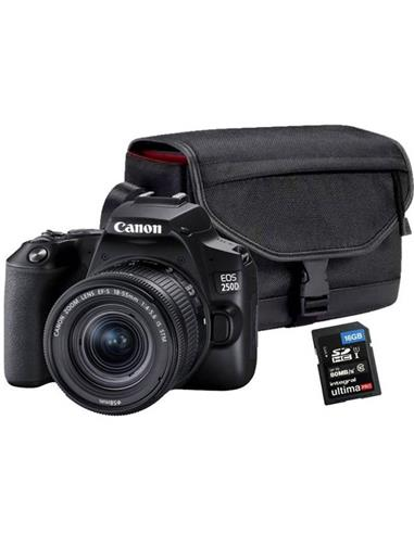 CANON EOS 250D +18-55mm DC III 24MP...