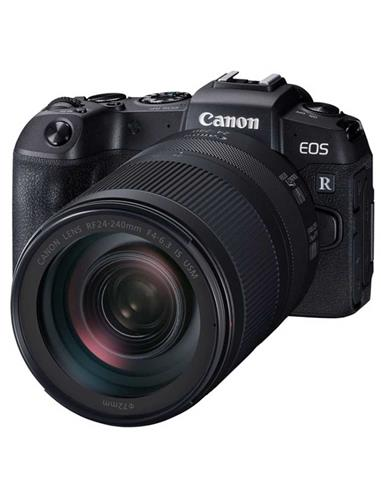 CANON EOS RP + Objetivo 24-240 IS...