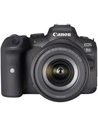 CANON EOS R6  RF24-105 F4-7.1 IS STM