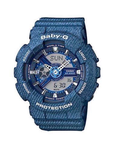 CASIO BA-110 7A3ER BABY G WOMEN´S WATCH