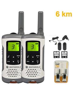 MOTOROLA 59 T50 PACK 2 WHITE