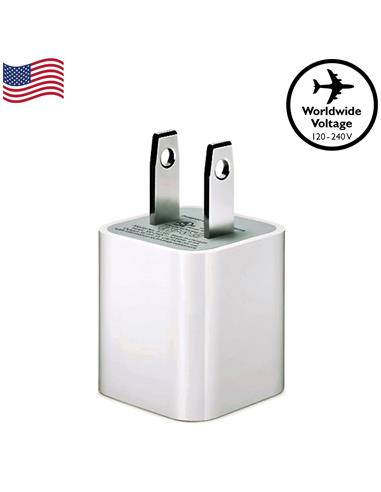 APPLE MB352LL/C A1385 USB ADAPTADOR VIAJE USA BULK