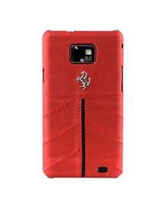 FERRARI FECFGS2R LEATHER GALAXY SII