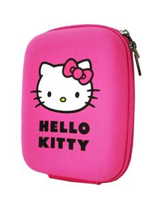 HELLO KITTY HKIP4P5BL FUNDA IPHONE 4 CORAZON