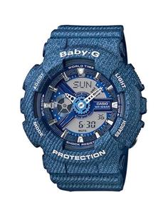 CASIO BA-110 DC 2A2ER BABY-G WOMEN´S WATCH