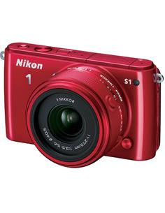 NIKON 1 S1 11-27,5MM RED KIT