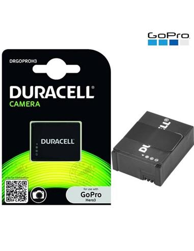 DURACELL DRGOPROH3 HERO 3 BATERIA COMPATIBLE