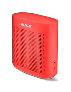 BOSE SOUNDLINK COLOR SERIE II CRL ALTAVOZ RED