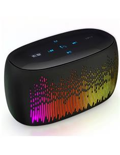 SOAIY S-52 LED ALTAVOZ BLUETOOTH