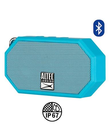 ALTEC LANSING MINI H20 ALTAVOZ BLUETOOTH WATERPROOF BLUE