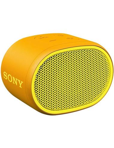 SONY SRS-XB01 EXTRA BASS ALTAVOZ YELLOW