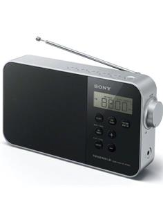 SONY ICFM-780 RADIO PORTATIL BLACK 4 BANDAS